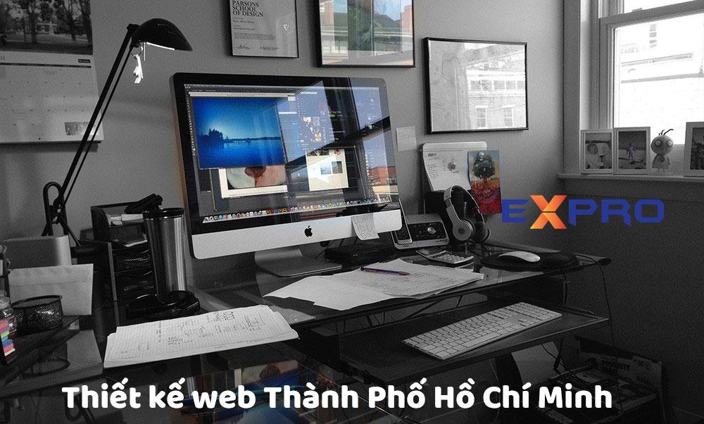 Thiết kế web tại Thành phố Hồ Chí Minh