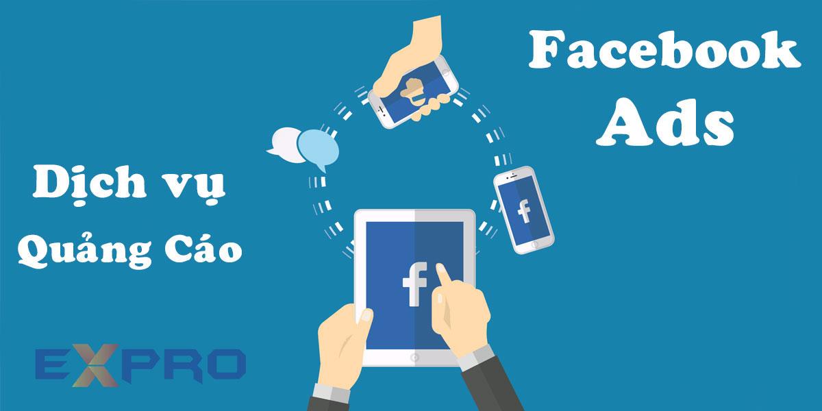 Dịch vụ chạy quảng cáo facebook uy tín